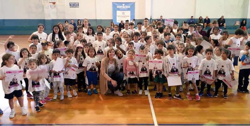 Récord de participación con 160 niños en el 'Campus Salud-La Salle' de Semana Santa