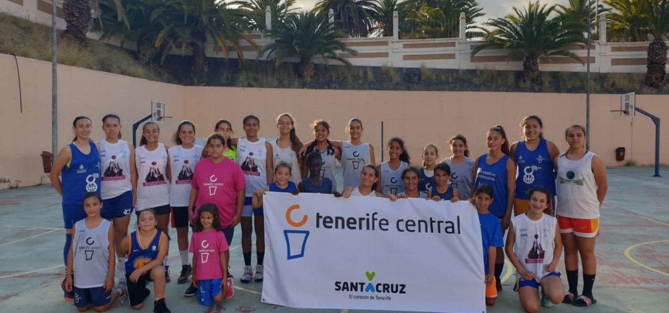 El Tenerife Central, al nivel de las mejores canteras de España